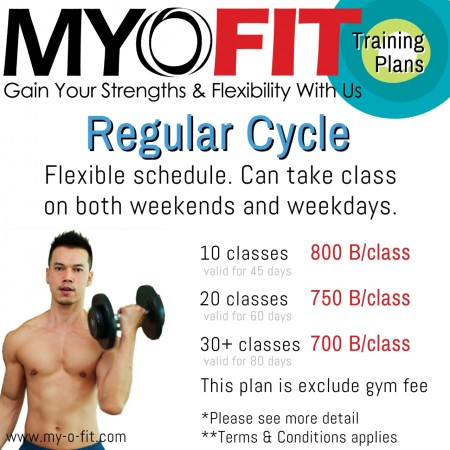My-O-Fit Personal Training